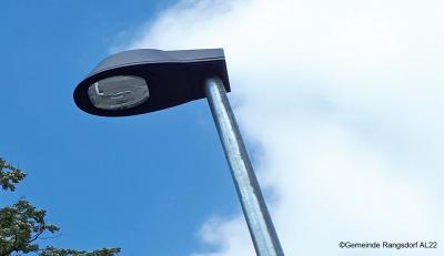 Foto zur Meldung: Mitteilung des Bürgermeisters der Gemeinde Rangsdorf – Straßenbeleuchtung eingeschaltet