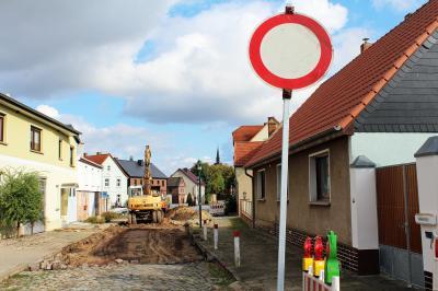 Dorfstraße Jersleben