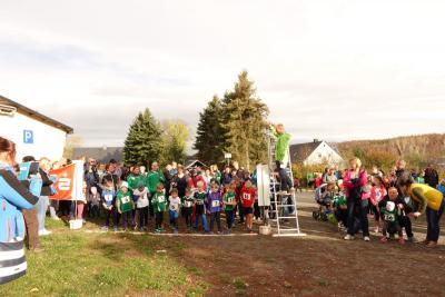Foto zur Meldung: 49. Crosslauf in Linda