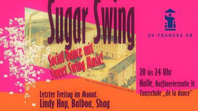 """Vorschaubild zur Meldung: Social Swing """"Sugar Swing"""""""