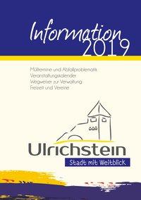 Vorschaubild zur Meldung: Neu: Die Bürgerbroschüre 2019 jetzt auch digital!