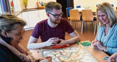 Vorschaubild zur Meldung: In Tangstedt werden die Spielbretter wieder ausgepackt