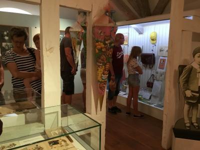 """Foto zur Meldung: Aktionstag """"Feuer & Flamme für unsere Museen"""" in Kloster Lehnin"""