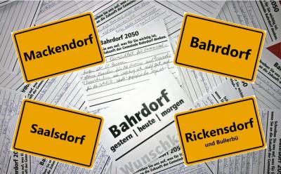Foto zur Meldung: Bahrdorf will informieren und diskutieren