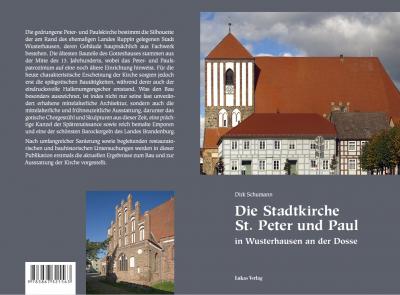 Foto zur Meldung: Am Reformationstag Buchvorstellung Stadtkirche St. Peter und Paul