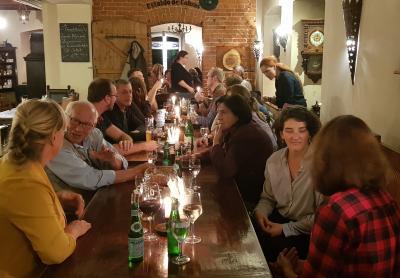 Bild der Meldung: Neu-Neubrandenburger vernetzen sich am Stammtisch des Welcome Centers