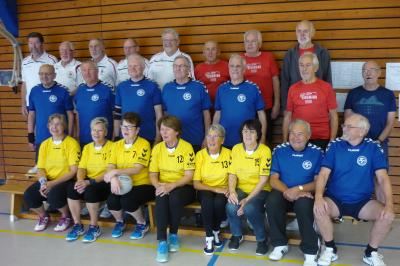 Teilnehmer/Innen des Freundschaftstreffens am 19.10.2019 (Foto: M. Köhler)