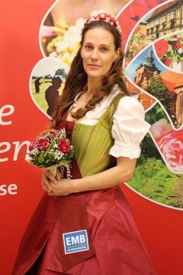 Vorschaubild zur Meldung: Wittstock krönt neue Rosenkönigin