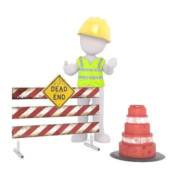 Foto zur Meldung: Verkehrsführung ab 23. Oktober geändert wegen Bauarbeiten