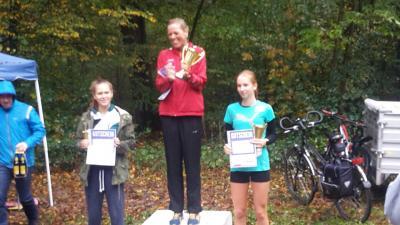 Vorschaubild zur Meldung: Neuer Vereinsrekord von Eliah Rieck beim 34. Refrather Herbstlauf