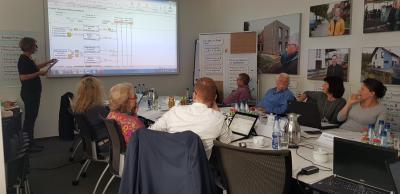 """Vorschaubild zur Meldung: Workshop """"100prosim"""" KEAN Hannover"""