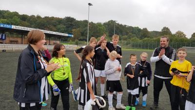 Vorschaubild zur Meldung: Fußball: Kreismeisterschaften 2019 in Steinfurt