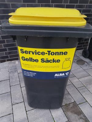 Gelbe Tonne statt Gelber Säcke? Die Meinung der Bürgerinnen und Bürger ist gefragt. (Foto: Samtgemeinde Grasleben)