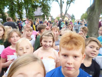 Foto zur Meldung: Laufen für den guten Zweck in Rathenow-West