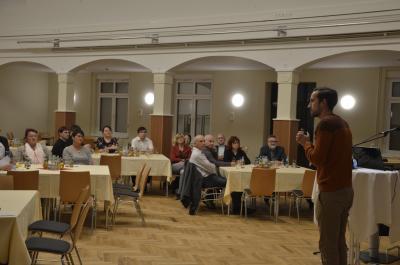 Vortrag Michael Freudenberg