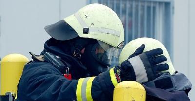 "Bild der Meldung: ""Finnentest"" für Atemschutzgeräteträger absolviert"