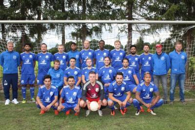 Foto zur Meldung: II.Herren - Germania jubelt bei TuS Eintracht Ostenholz