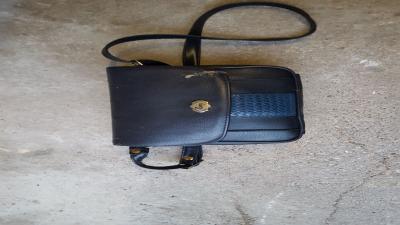 Vorschaubild zur Meldung: Fundsache - blaue Handtasche