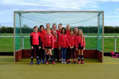 Foto zur Meldung: Ost-Deutsche Meisterschaft 2019 der Mädchen B