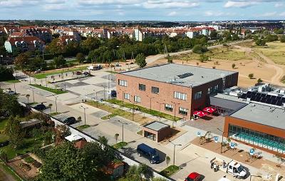 Neues Gemeindezentrum in Kolbitzow