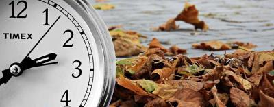 Zeitumstellung - Bild von S.Hermann & F. Richter auf Pixabay