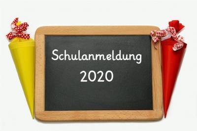 Vorschaubild zur Meldung: Schulanmeldungen für Schulanfänger 2020