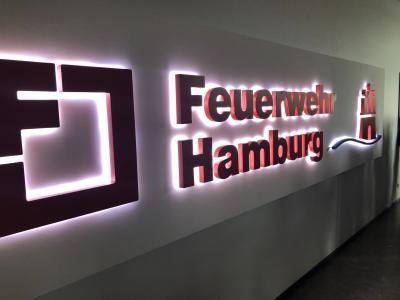 Bild der Meldung: JF Lüllau besucht die Berufsfeuerwehr Hamburg