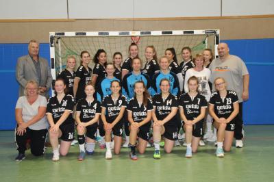 Foto zur Meldung: wA & wB Oberliga: zwei Auswärtssiege in Bad Soden