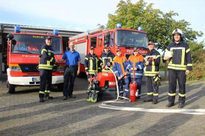 Vorschaubild zur Meldung: Borgwedel's Feuerwehr bedankt sich