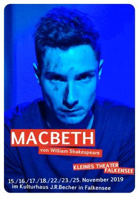Josef Birke zeigt Macbeth