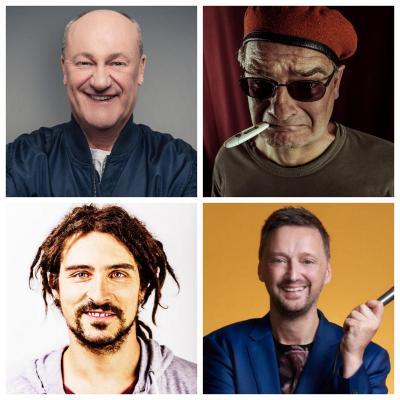 Alle guten Dinge sind drei: Die Sontraer Comedy Night geht am 28. Februar 2020 in die dritte Auflage.
