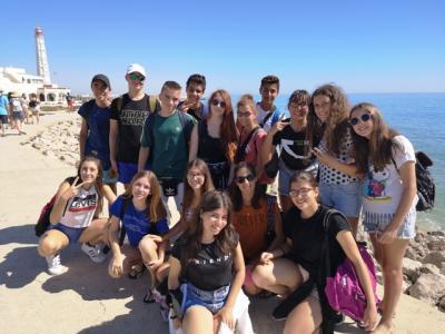 Foto zur Meldung: Mit Erasmus+ an die Algarve – Portugal