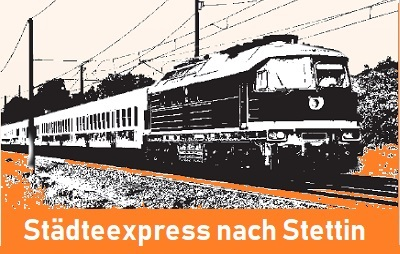 Vorschaubild zur Meldung: Städteexpress nach Stettin
