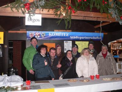 Vorschaubild zur Meldung: Weihnachtsmarkt Bad Fallingbostel 2019