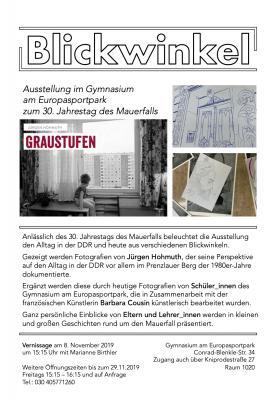 Das Plakat der Ausstellung.