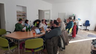 Vorschaubild zur Meldung: ErnES Gründungsversammlung Berlin