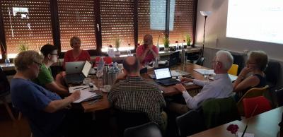 Vorschaubild zur Meldung: Erste Mitgliederversammlung Kassel