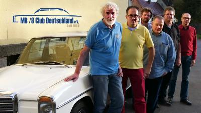 Von Links nach Rechts: Rolf Knappert, Holger C.Schwärzel, Sascha Weitz, Georg Winkle, Johannes Lichtenberger und Martin Stypa