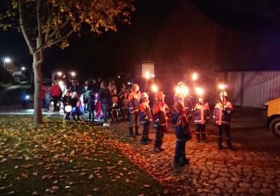 Haloween Fest der Feuerwehr 2019