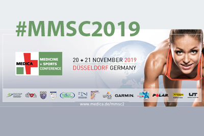 Bild der Meldung: Digitale Innovationen: MEDICA MEDICINE + SPORTS CONFERENCE ist Hotspot