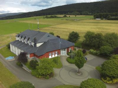 Vorschaubild zur Meldung: Steinkopfhalle -Vermietung