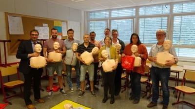 Vorschaubild zur Meldung: Oberschule Varel startet als erste Schule in Friesland mit unserem Projekt