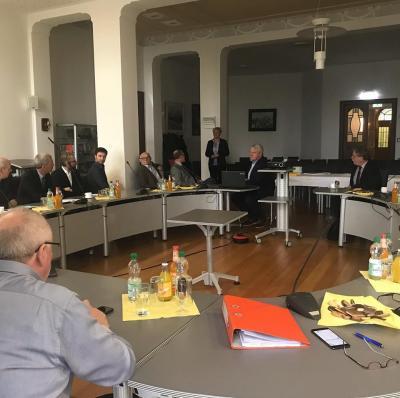 Vorschaubild zur Meldung: 43. Arbeitstagung des VDHK in Sassnitz