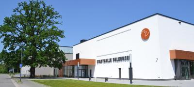Unser Bild zeigt die Stadthalle Falkensee.