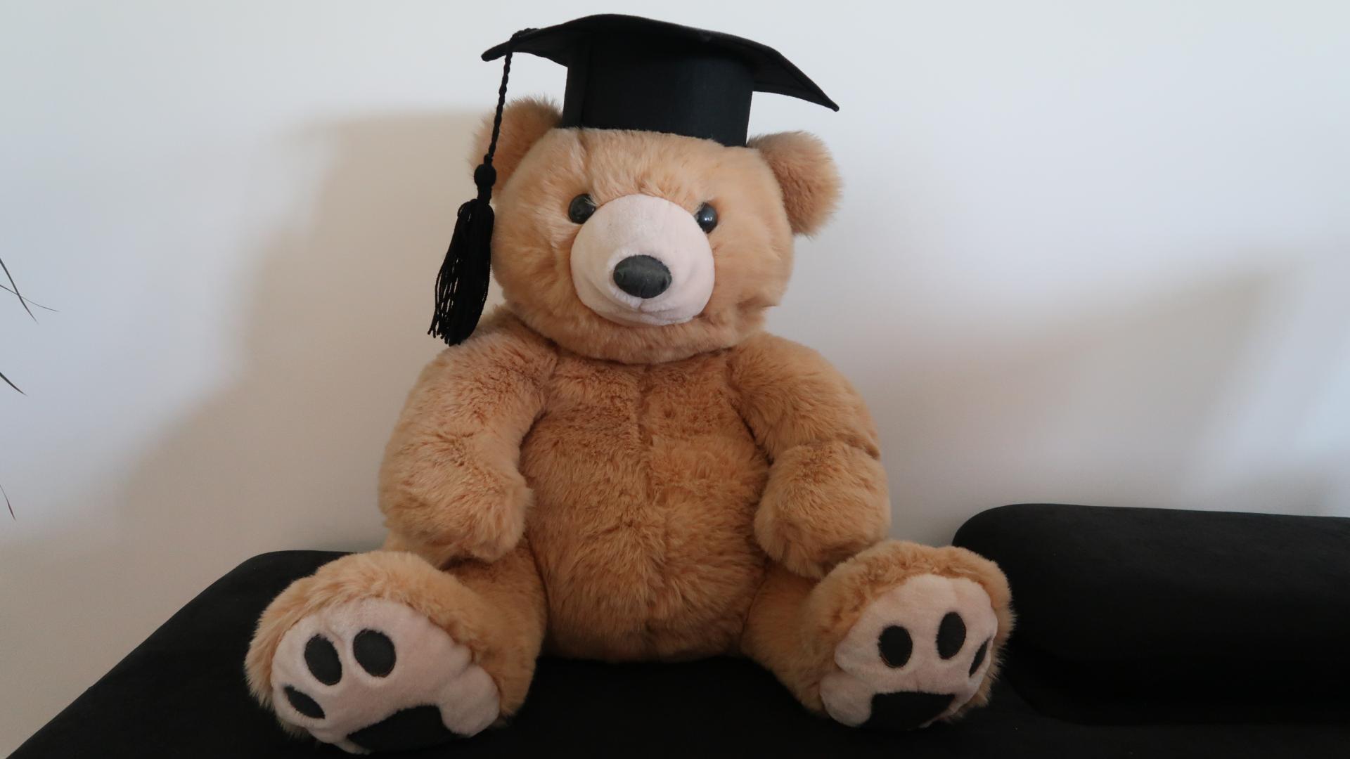 Bild der Meldung: Erfolgreicher Abschluss für einen unserer Studis