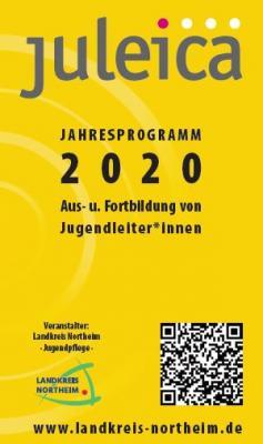Juleica Jahresprogramm 2020