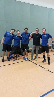 Vorschaubild zur Meldung: Volleyball- Hobbyliga startet in neue Saison