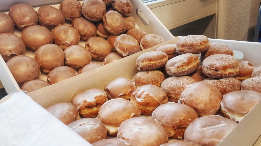 Bild der Meldung: Endlich wieder Pfannkuch - äh...Karneval!