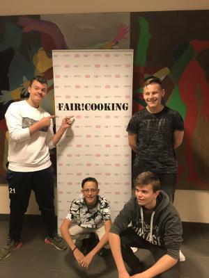 Vorschaubild zur Meldung: Fair! Cooking- Wettbewerb am 28.10.2019