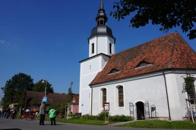 Foto zur Meldung: Kirche  Dörrwalde